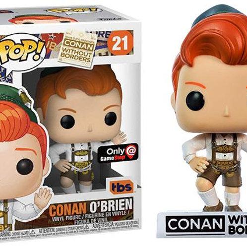 Funko Pop! Conan without Borders  Conan O'Brien # 21