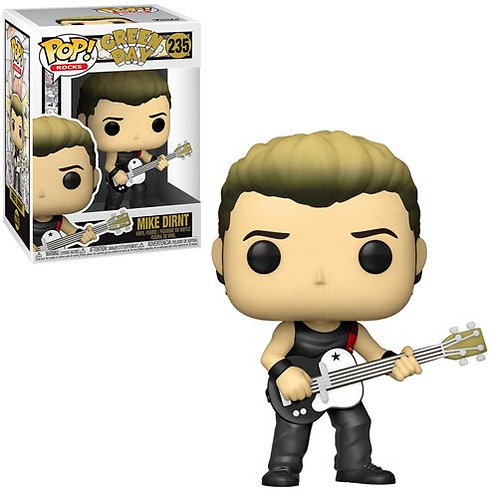 Green Day Mike Dirnt Pop! Vinyl Figure Preorder