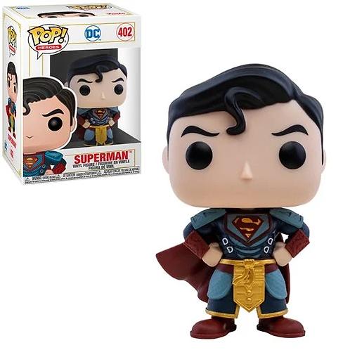 DC Comics Imperial Palace Superman Pop! Vinyl Figure Preorder