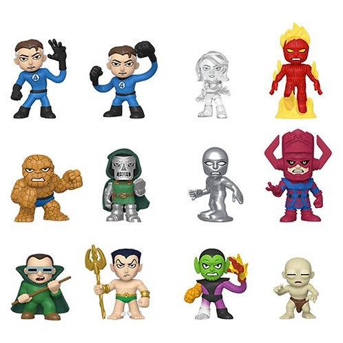 Funko Marvel Mystery Minis Fantastic Four Mystery Single Pack