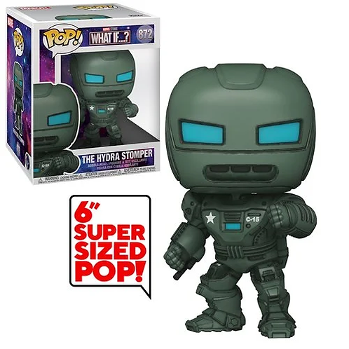 Marvel's What-If The Hydra Stomper 6-Inch Pop! Vinyl Figure Preorder