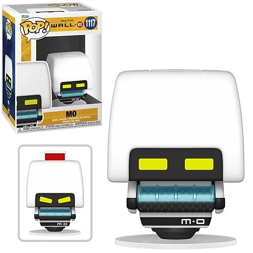 Wall-E Mo Pop! Vinyl Figure 1/6 Possible Chase Preorder