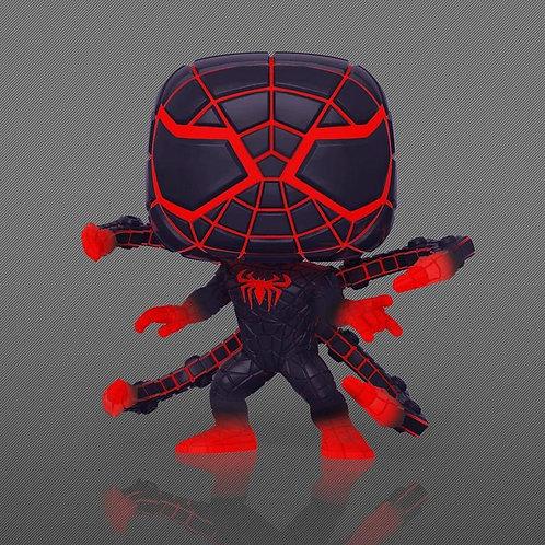 Marvel's Spider-Man: Miles Morales Program Matter Suit GITD Gamestop