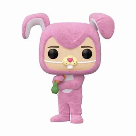 Funko POP! TV: Friends - Chandler as Bunny Flocked Target Exclusive