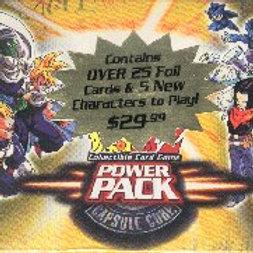 Dragonball Z CCG Power Pack Capsule Corp II Retail Box