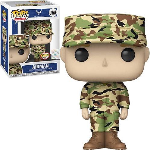 Military Air Force Male (Caucasian) Pop! Vinyl Figure Preorder