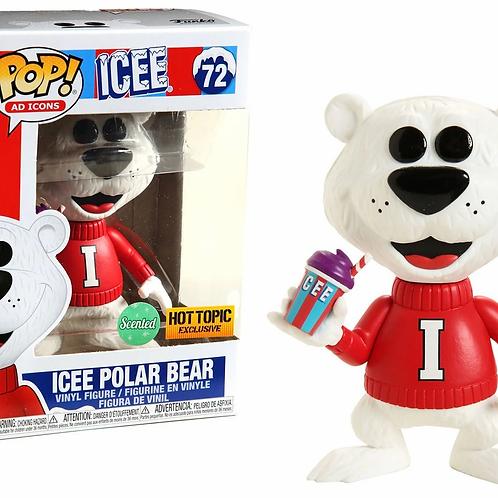 Funko Pop! Ad Icons ICEE Polar Bear Scented   # 72