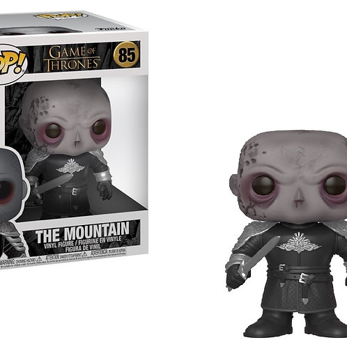 """Funko Pop! Game of Thrones The Mountain # 85  Unmasked 6"""""""