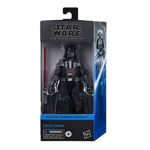 Star Wars The Black Series Darth Vader 6-Inch Action Figure Preorder