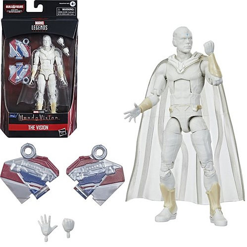 Avengers 2021 Marvel Legends 6-Inch The Vision Action Figure Preorder