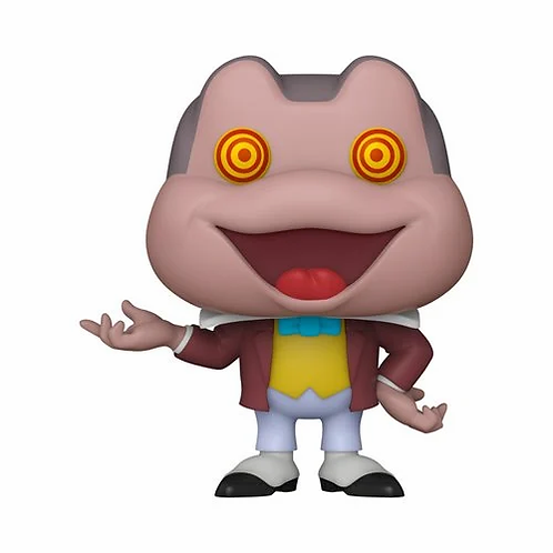 Disneyland 65th Mr. Toad Spinning Eyes Pop!