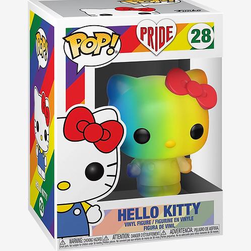Funko Pop! Animation Pride 2020 Sanrio Hello Kitty Rainbow