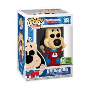 Funko Pop! Underdog 2021 ECCC Shared Exclusive