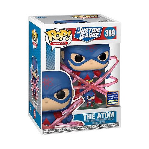 Funko POP! Heros: Justice League The Atom GameStop Exclusive