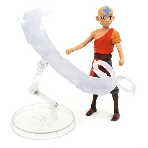 Avatar: The Last Airbender Series 1 Aang Action Figure Preorder