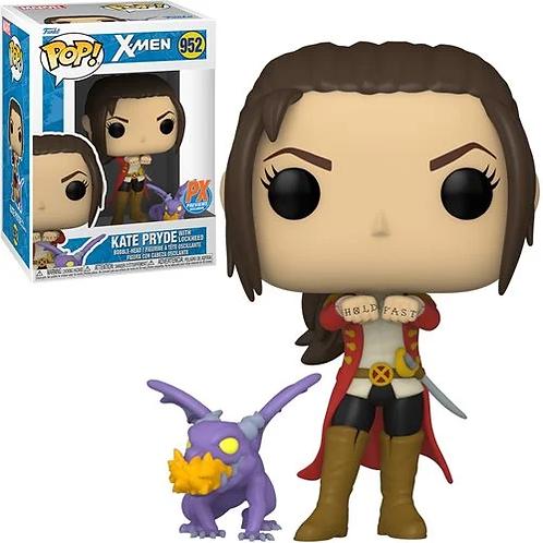X-Men Kate Pryde with Lockheed Pop!  PX Exclusive Preorder