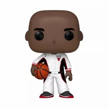 Funko POP! NBA: Michael Jordan Bulls White Warmup Target Exclusive