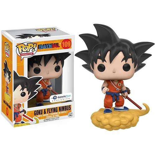 Funko Pop Goku & Flying Nimbus #109