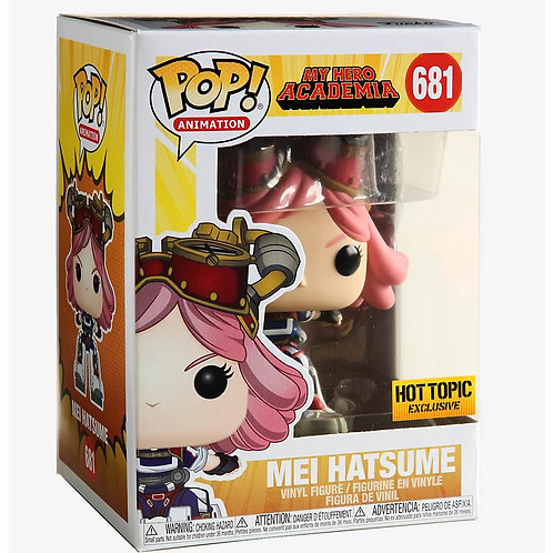 Funko My Hero Academia Pop! Animation Mei Hatsume Hot Topic Exclusive Preorder