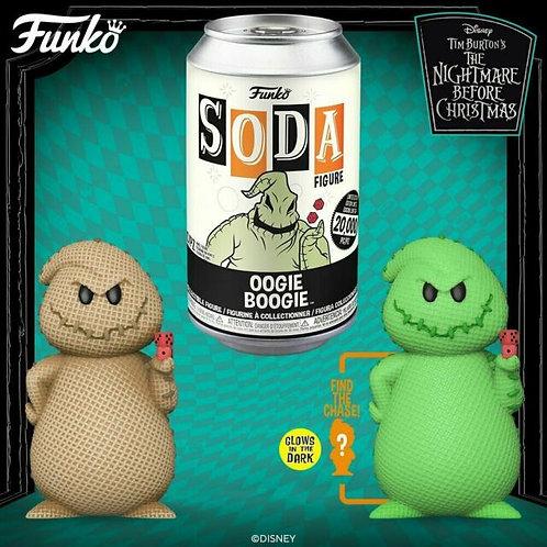 Funko Vinyl Soda Oogie Boogie Sealed