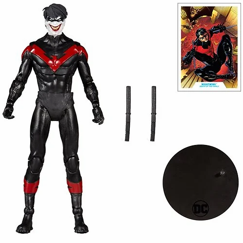 DC Multiverse Nightwing Joker 7-Inch Action Figure Preorder