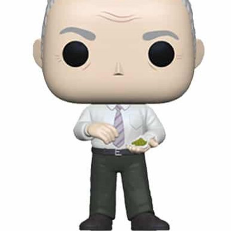 POP! Television: The Office Creed with Mung Beans Only at GameStop