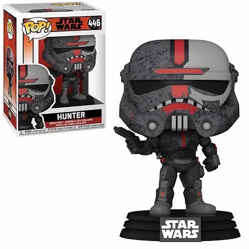 Star Wars: The Bad Batch Hunter Pop! Vinyl Figure Preorder