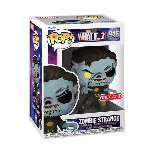 Funko POP! Marvel: What If...? - Zombie Strange Target Exclusive Preorder