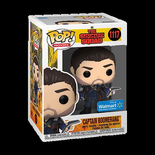 Funko POP! Movies: The Suicide Squad  Captain Boomerang Walmart Exc Preorder