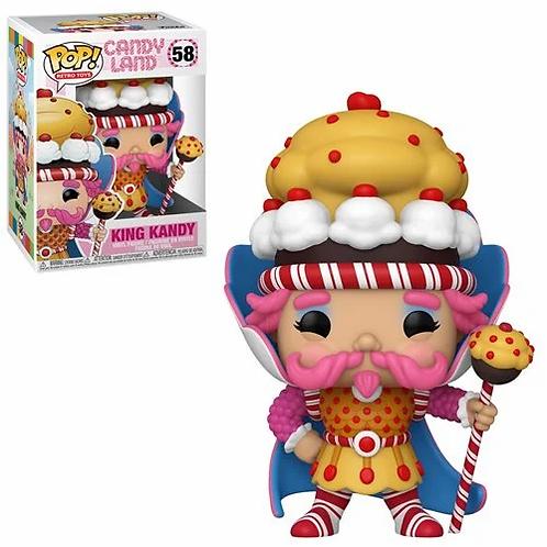 Funko Pop! Candy Land King Kandy