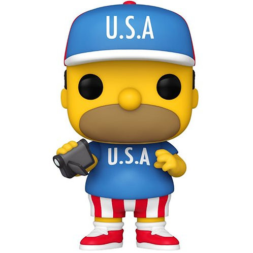 Funko Pop! Simpsons USA Homer