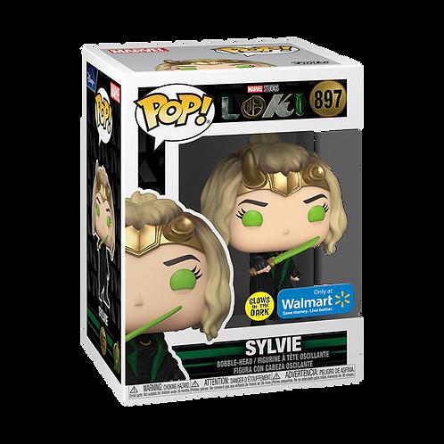 Funko POP! Marvel: Loki - Sylvie (Glow) - Walmart Exclusive Preorder