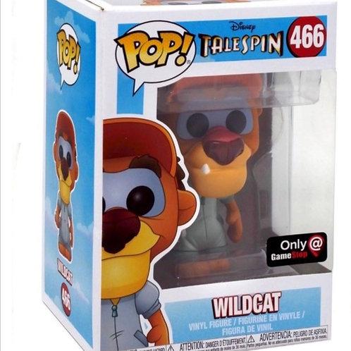 Funko Pop Wildcat Talespin #466