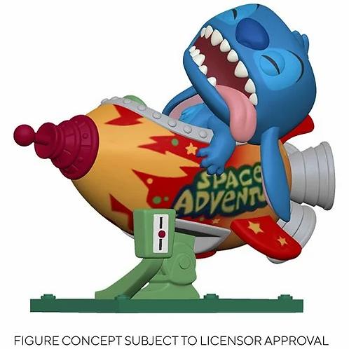 Lilo & Stitch Stitch in Rocket Pop! Vinyl Vehicle