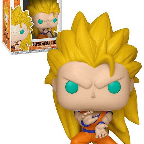Funko Pop Super Saiyan 3 Goku #492
