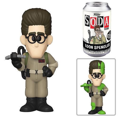 Funko Ghostbusters Egon Vinyl Soda Figure