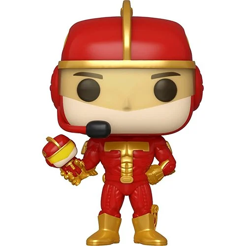 Jingle All the Way Howard as Turbo Man Pop! Vinyl Figure Preorder