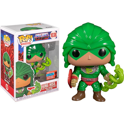 Funko Pop! King Hiss - Masters of the Universe # 1038