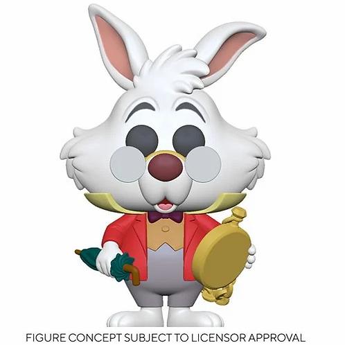 Alice in Wonderland 70th Anniversary White Rabbit with Watch Pop! Preorder