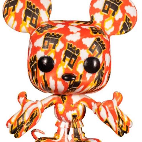 Funko Pop!  Mickey Mouse artist series Amazon Exclusive