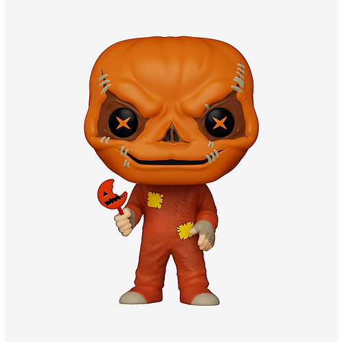 Funko Trick 'R Treat Pop! Movies Sam Unmasked  Hot Topic Exclusive Preorder