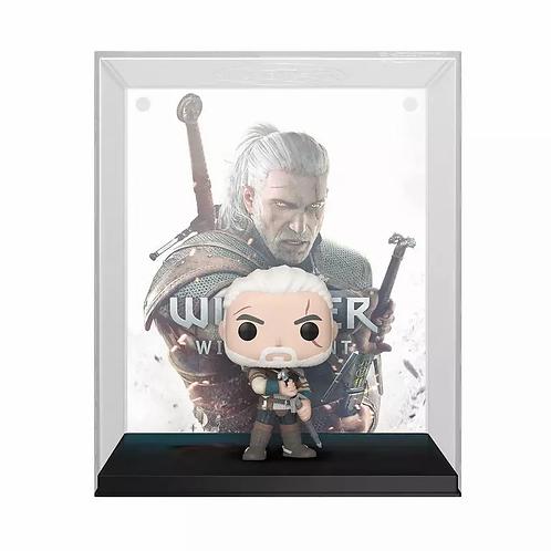 POP! Game Cover: The Witcher III: Wild Hunt Geralt GameStop Exclusive Preorder