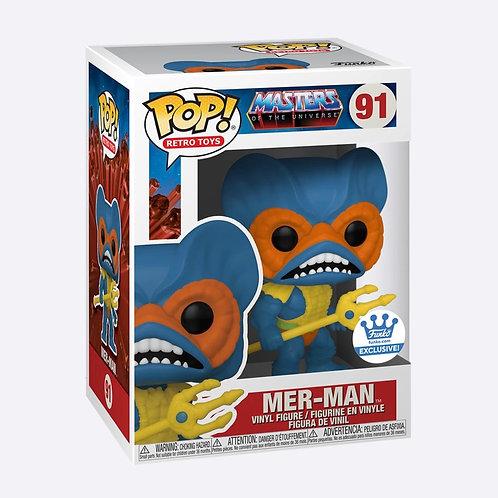 FUNKO POP! MER-MAN - MASTERS OF THE UNIVERSE