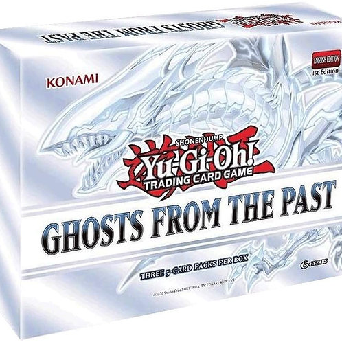 Yu-Gi-Oh Ghosts from the Past Mini Box Sealed