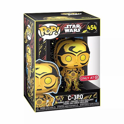 Funko POP! Star Wars: Retro Series - C-3PO Target Exclusive Preorder