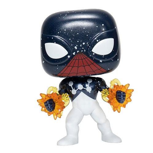 Spider-Man Captain Universe Pop! Vinyl Figure - Entertainment Earth Exclusive