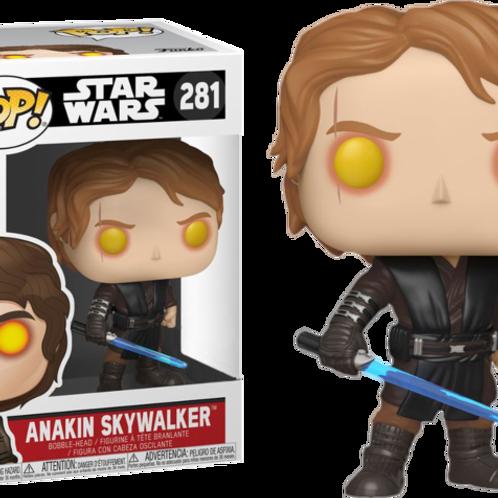 Star Wars - Anakin Skywalker Dark Side Pop! Vinyl Figure Preorder