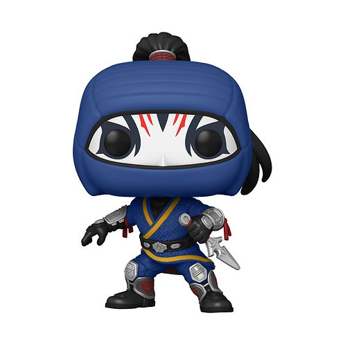 POP! Shang-Chi and the Legend of the Ten Rings Death Dealer GameStop Ex