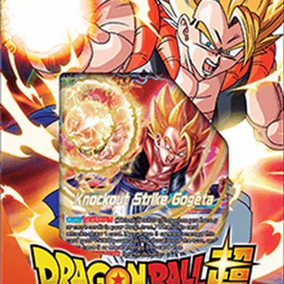 DRAGON BALL Z Dragon Ball Super Resurrected Fusion Starter Deck