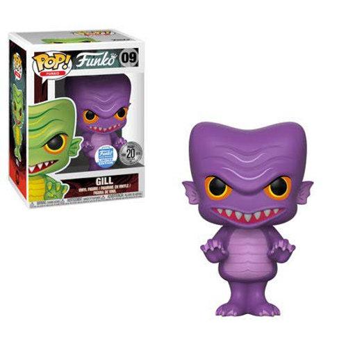 Funko Pop! Spastik Plastik Purple Gill #09 Funko Shop Exclusive